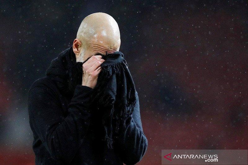 Guardiola sumbang Rp17 miliar untuk perangi corona di Spanyol