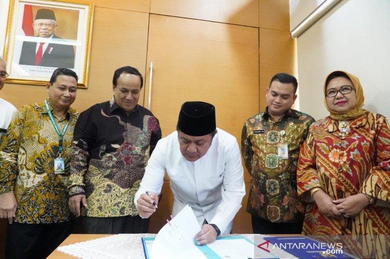 RS Siti Fatimah Palembang  jadi rumah sakit pendidikan Unsri