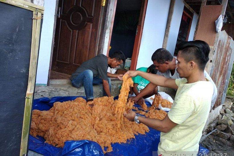Nelayan Takalar khawatir harga telur ikan menurun akibat COVID-19