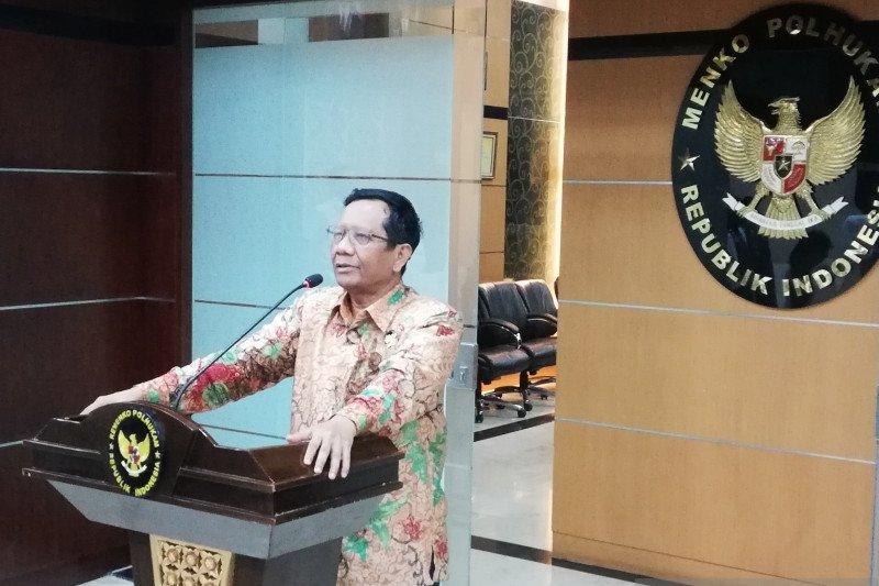 Mahfud MD: putusan MA batalkan kenaikan iuran BPJS sudah final