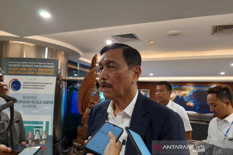 Luhut sanggah kabar Ahok calon kuat Kepala Otorita Ibu Kota Negara