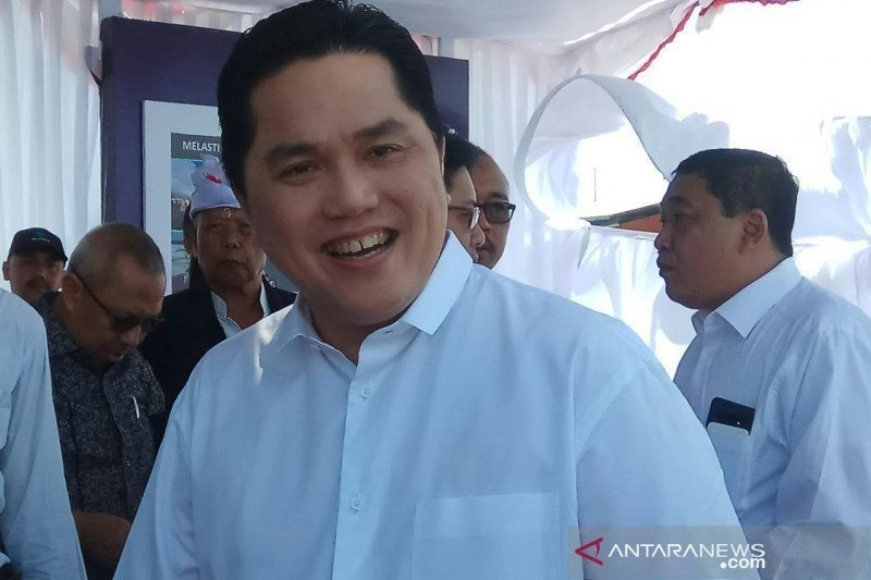 Aset Jiwasraya Menteri Bumn Erick Akan Jual Mal Cilandak Town Square Ke Swasta Antara News Riau