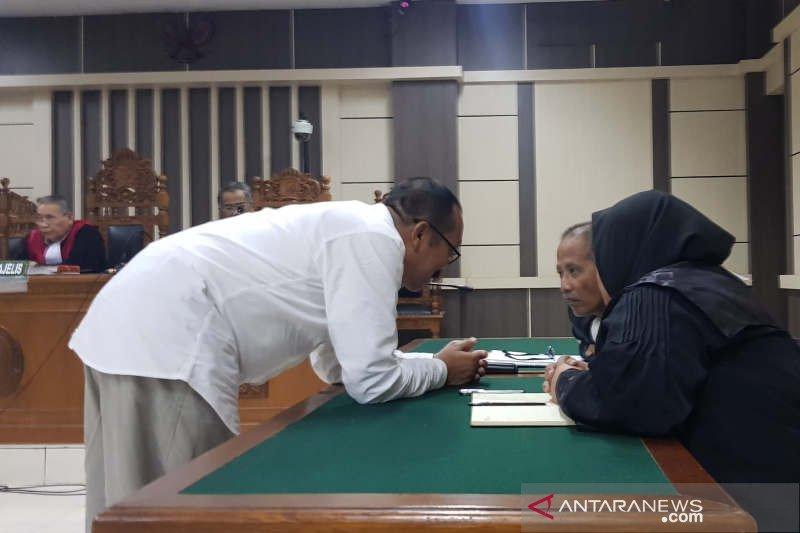Terima bagian uang korupsi, staf khusus Bupati Kudus dihukum penjara