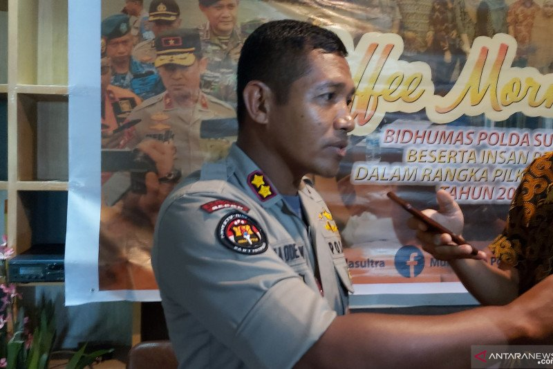 Polda Sulawesi Tenggara periksa 25 kepala desa terkait dana desa