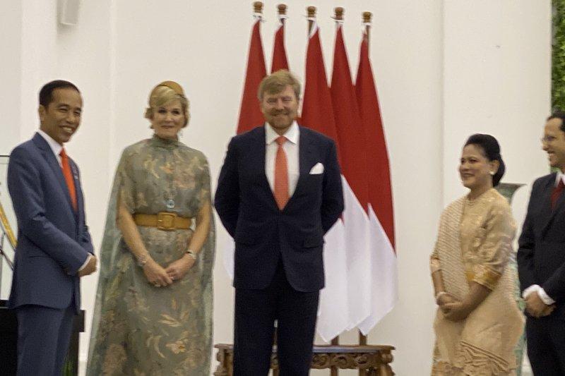Raja Belanda turut sedih musibah kecelakaan kapal di Sungai Sebangau