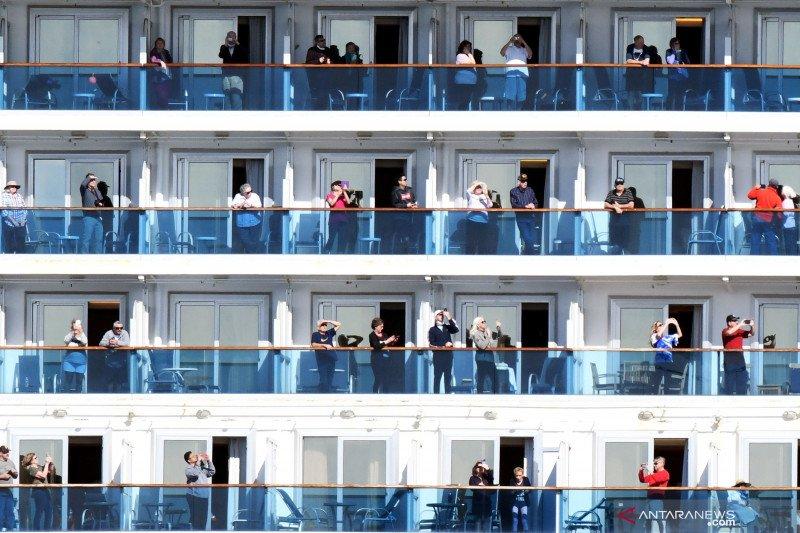 AS imbau semua orang hindari perjalanan kapal pesiar karena COVID