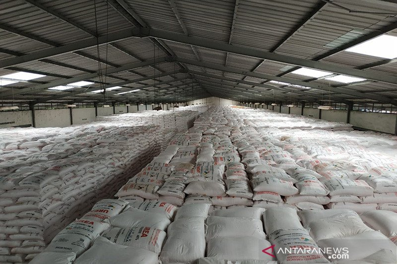 Pupuk Indonesia ensures fertilizer distribution to remain unhindered