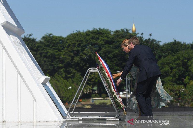 Kemarin, berita penyesalan Raja Belanda sampai hoaks Covid-19