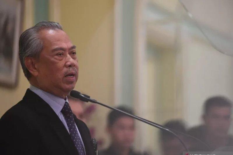 Kabinet Perikatan Nasional  didominasi oleh UMNO-Bersatu
