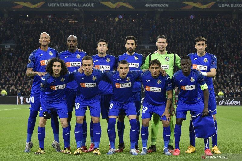 Getafe tolak datang ke Italia untuk hadapi Inter Milan karena corona