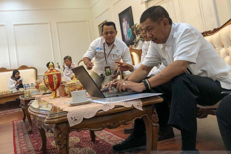 Camat dan lurah Yogyakarta diminta bantu sosialisasi sensus penduduk daring