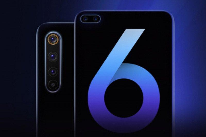 Harga Realme 6 dan 6 Pro dibandrol dengan harga berikut