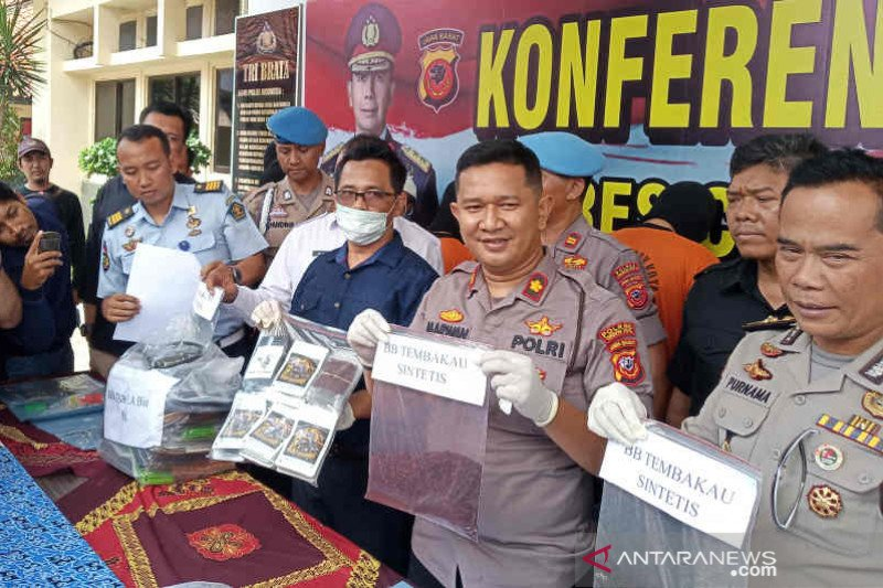 Polres Cirebon Kota tangkap empat bandar obat farmasi terlarang