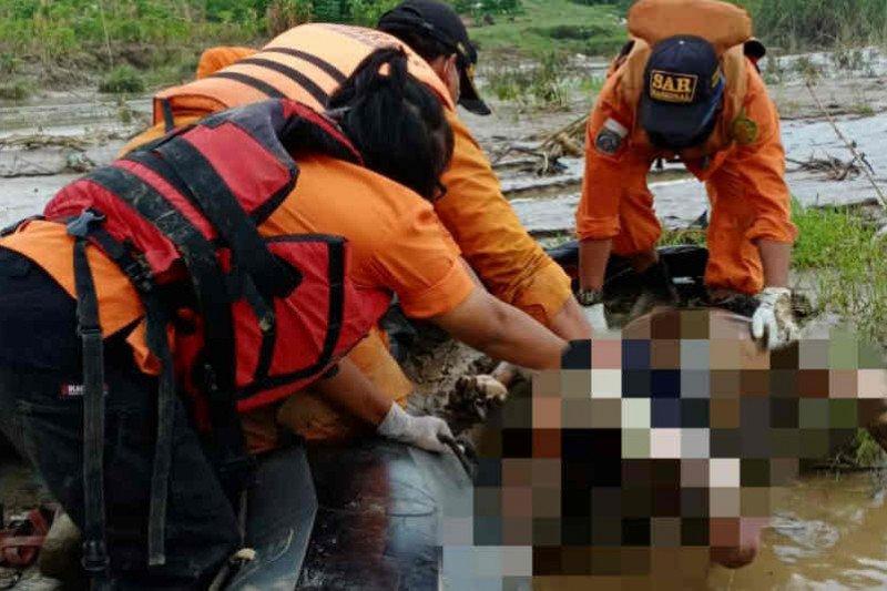 Tim SAR temukan jasad korban tenggelam di Sungai Cimanuk Majalengka