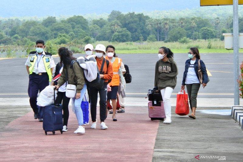 Enam pelajar Sikka dalam pemantauan setelah kembali dari Jepang