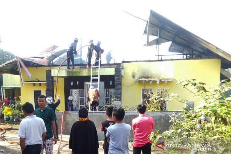 Irfan korban luka bakar di Solok meninggal dunia