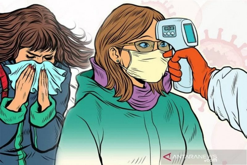 Kasus virus corona seluruh dunia mendekati 10 juta
