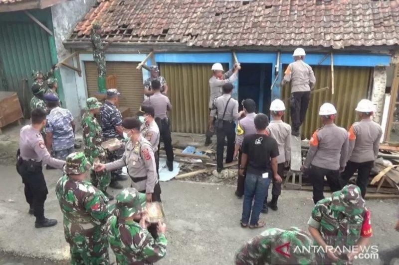 Data sementara, 547 rumah rusak akibat gempa Sukabumi