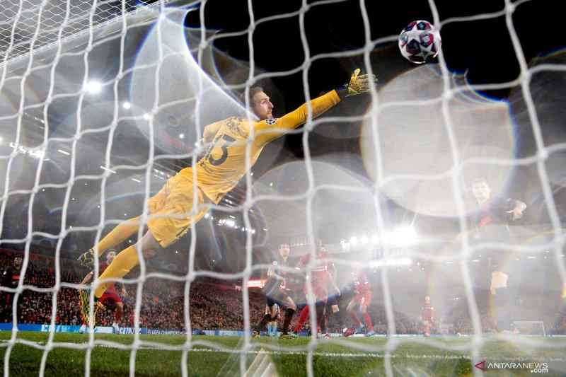 Simeone menyebut Oblak adalah Lionel Messi-nya penjaga gawang