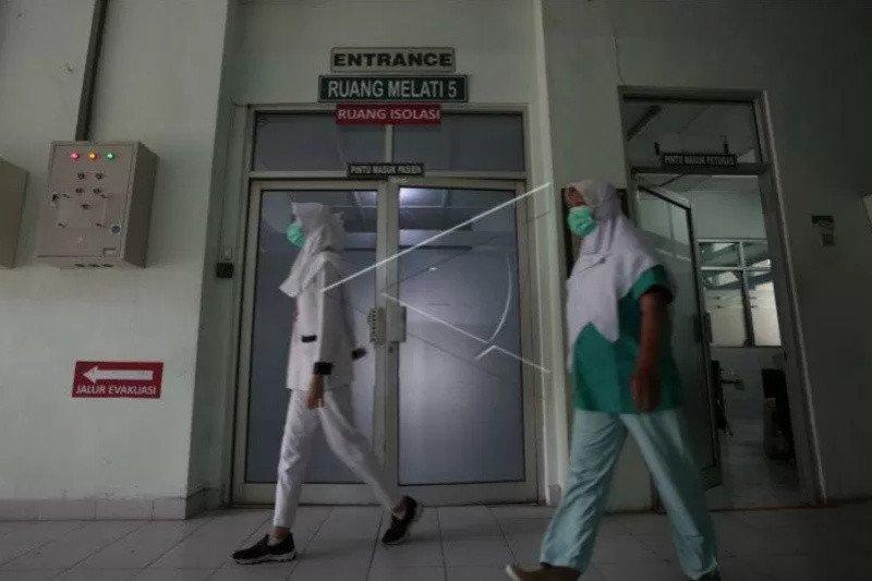 RSUP Dr Sardjito Yogyakarta kembali menerima satu pasien dengan status pengawasan