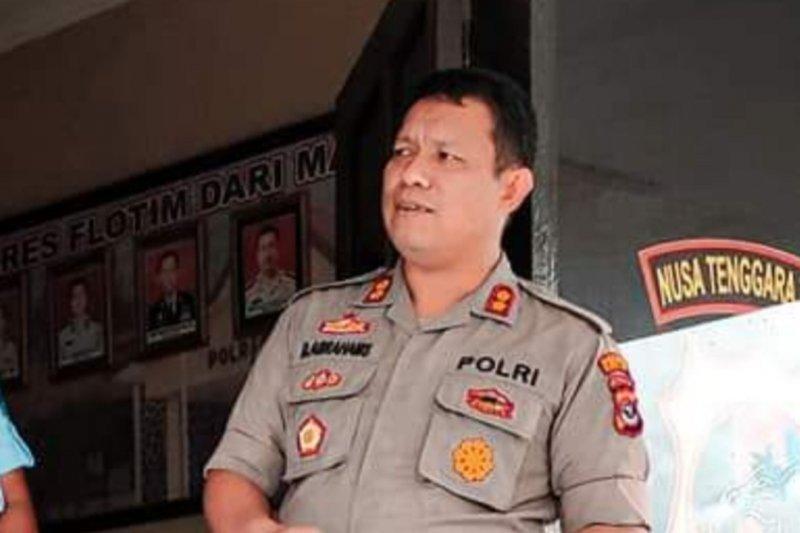 """Polisi tangkap delapan orang dalam kasus """"perang tanding"""" di Pulau Adonara"""