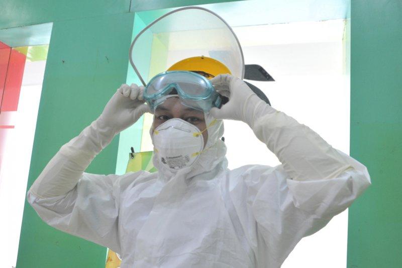 Rumah Sakit Pertamina Plaju siapkan diri tangani Corona
