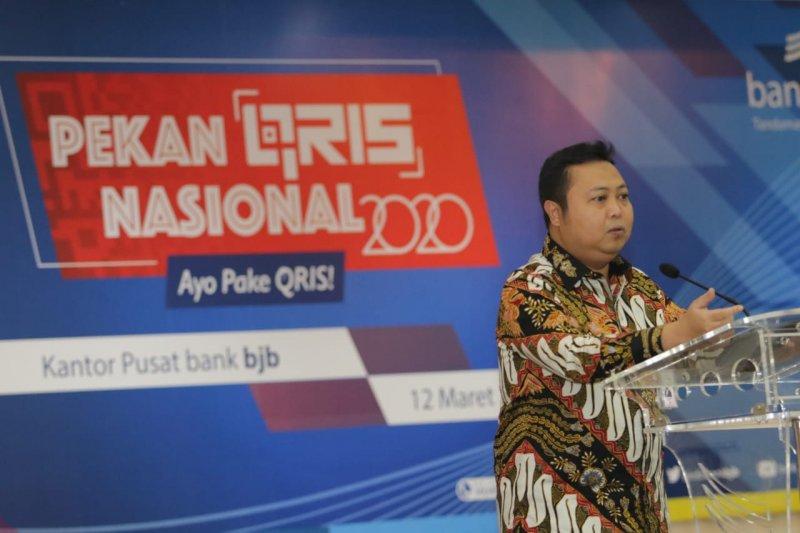 Bank BJB targetkan satu juta transaksi digital banking dari Pekan QRIS