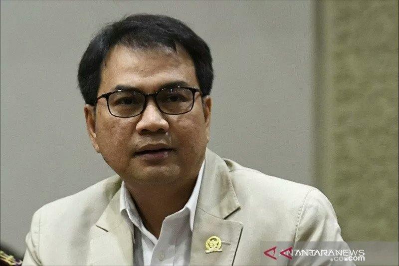 Azis Syamsuddin bantah menolak tandatangani surat masuk Komisi III DPR RI