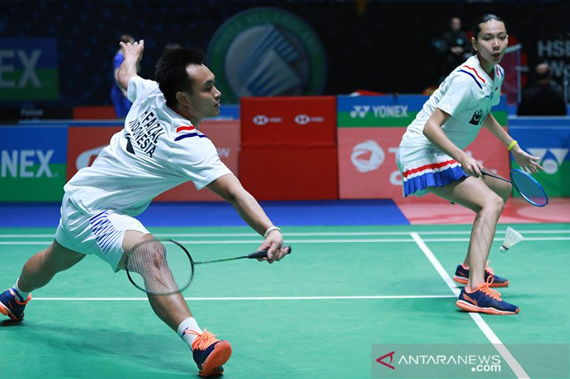 Hafiz/Gloria ke perempat final All England