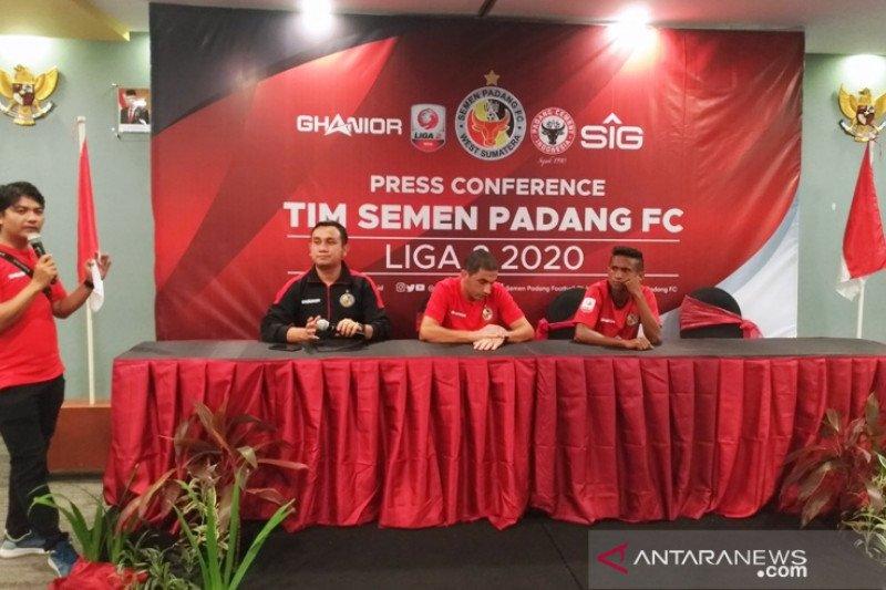 Semen Padang FC diminta lupakan masa lalu