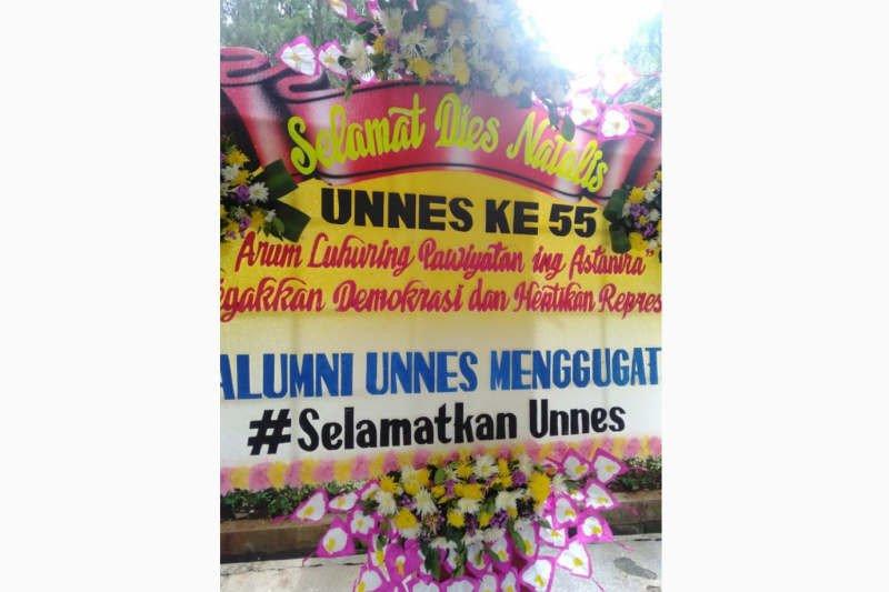 Alumni Unnes kritik 7 tahun kepemimpinan Rektor Fathur Rokhman