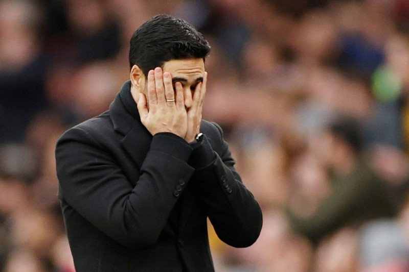 Mikel Arteta positif corona, ini yang dilakukan Arsenal