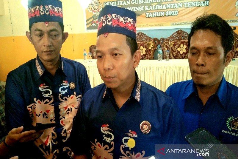 Sukseskan Pilkada Kalteng 2020 di Seruyan dengan melawan 'hoax'