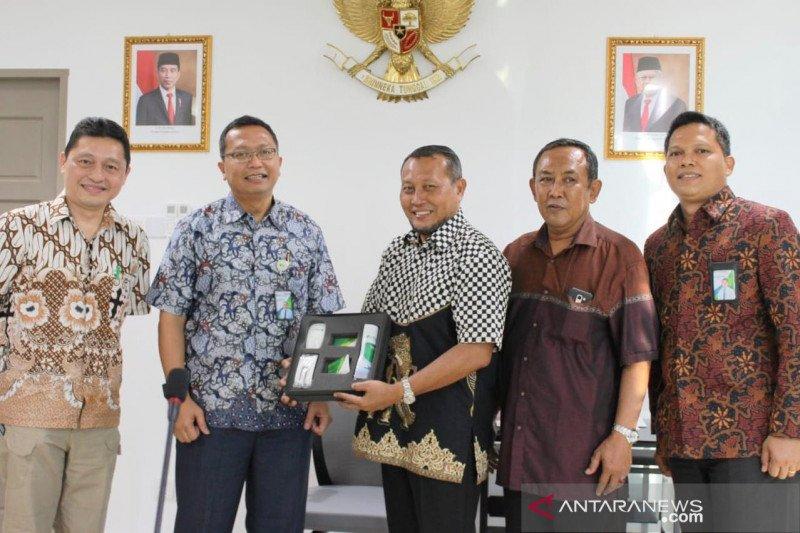 BPJAMSOSTEK bersama Pemkab Nunukan kunker ke Konsulat RI di Tawau