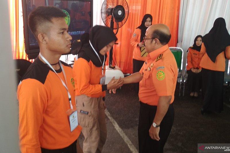 Basarnas gelar pelatihan potensi SAR angkatan I tahun 2020
