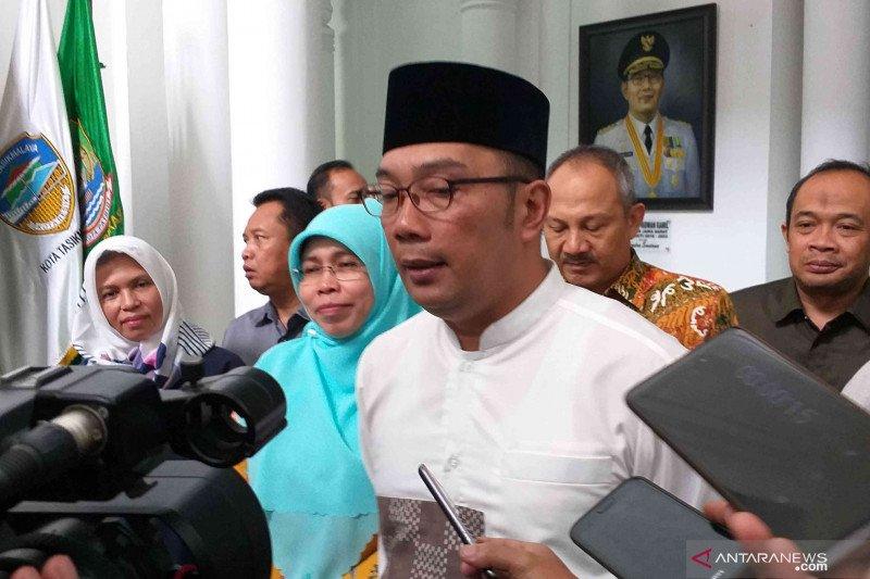 Ridwan Kamil menyarankan laga Persib Bandung vs PSS Sleman tanpa penonton
