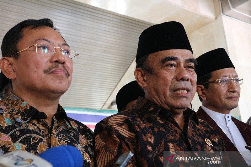 Imam Besar Istiqlal tiadakan shalat Jumat, ini alasannya
