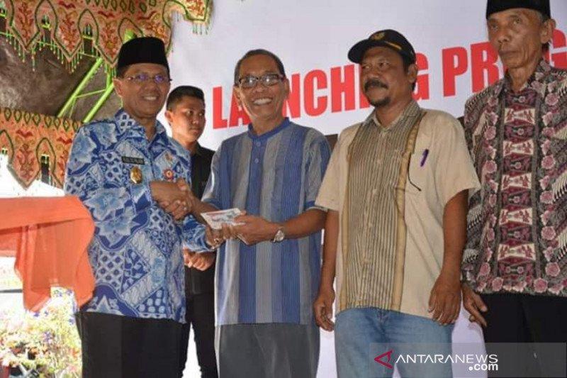 PMI bantu Rp13 miliar untuk 2.314 KK korban bencana di Sigi