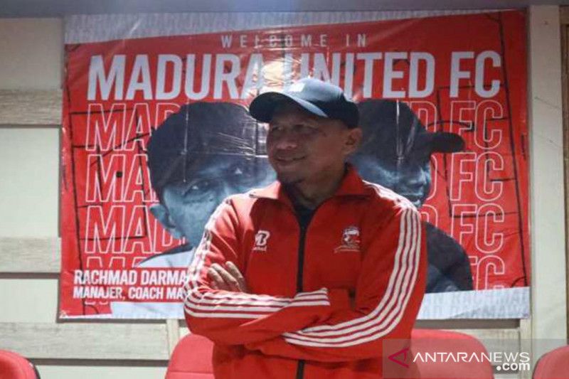 Pelatih Rahmad Darmawan anggap pemain muda sebagai investasi jangka panjang