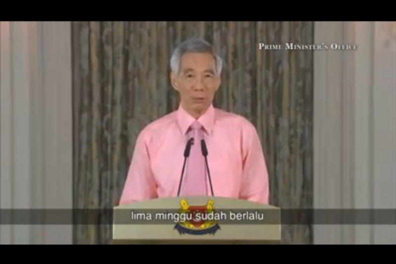 PM Singapura lihat risiko yang  cukup besar dari ketegangan AS, China