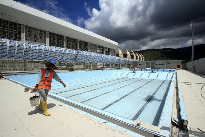 Bangun venue PON,  Papua habiskan dana APBD Rp3,8 triliun