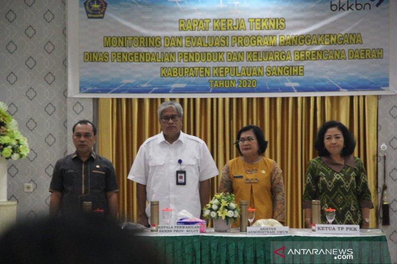 """BKKBN Sulut apresiasi Pemkab Sangihe laksanakan """"Bangga Kencana"""""""