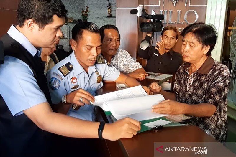 Petugas gabungan pantau keberadaan orang asing di Kebumen
