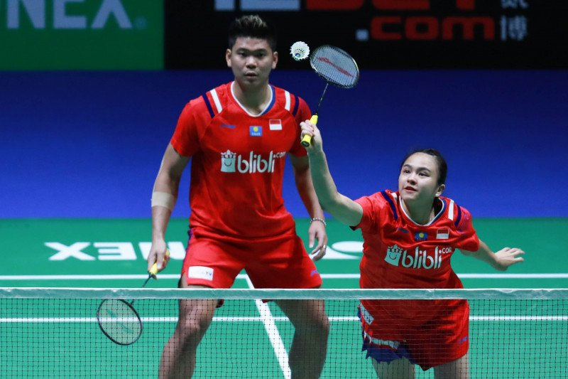 Bungkam Ellis/Smith, Praveen/Melati ke final All England 2020