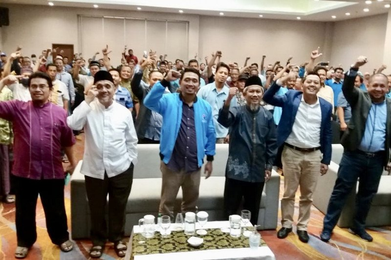 Partai Gelora Jatim bentuk Akademi Manusia Indonesia  siapkan kader berkualitas