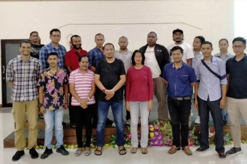 Pemuda Papua bentuk perhimpunan peduli kopi untuk atasi konflik