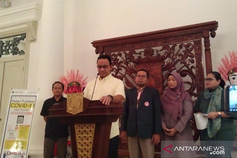Corona, Gubernur tunda ujian nasional SMA dan SMK se-DKI Jakarta