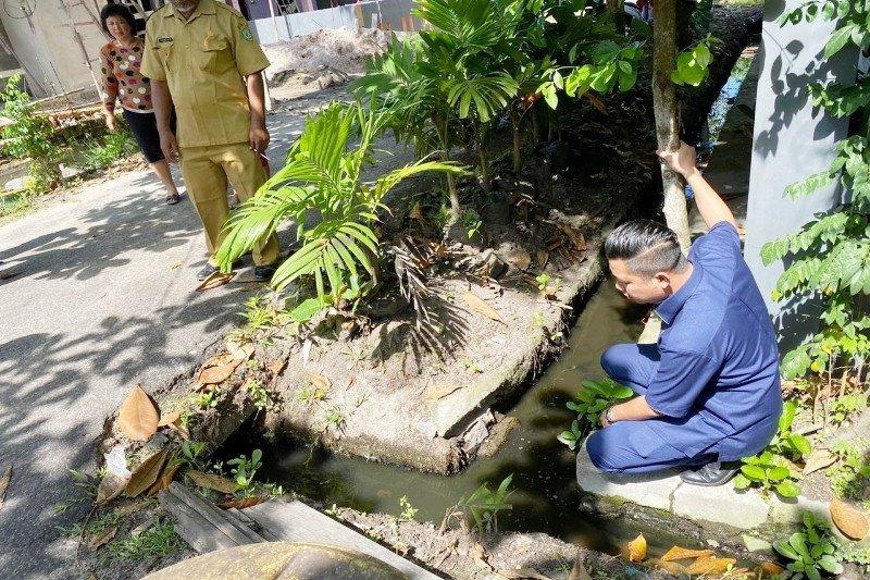 Warga Sampit keluhkan banjir dipicu drainase tidak berfungsi