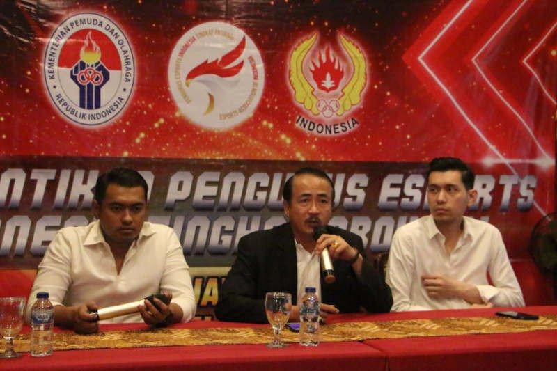 Ketua Pengprov E-Sports Jateng dijabat TNI aktif bintang satu