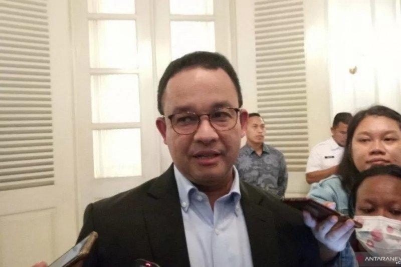 Anies: Ganjil-Genap ditiadakan cegah COVID-19